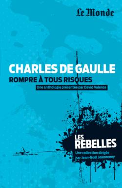 Charles de Gaulle - 9782351841259 - Éditions rue des écoles - couverture