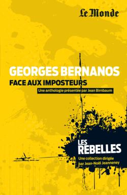Les Rebelles - Volume 15 - Georges Bernanos - 9782351841280 - Éditions rue des écoles - couverture
