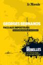 Les Rebelles - Volume 15 - Georges Bernanos - 9782351841280 - rue des écoles - couverture