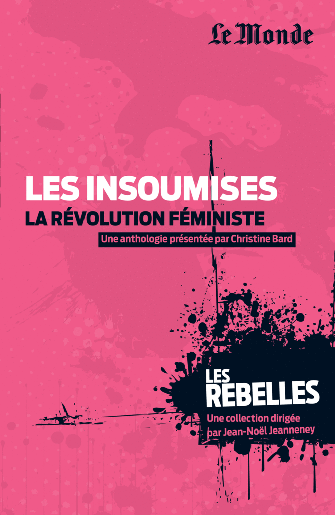 Les insoumises - 9782351841310 - Éditions rue des écoles - couverture