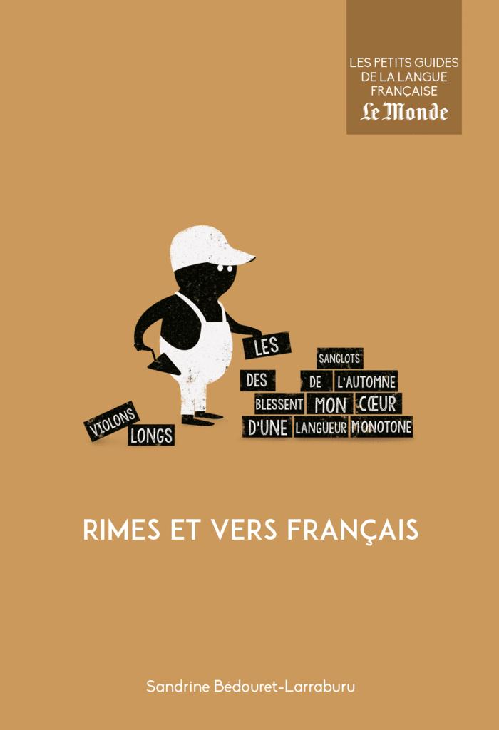 Rimes et vers français - 9782351841730 - Éditions rue des écoles - couverture