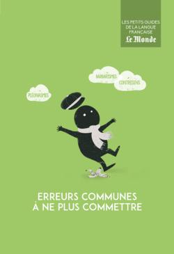 Erreurs communes à ne plus commettre - 9782351841815 - Éditions rue des écoles - couverture