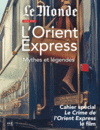 Mythes et légendes de l'Orient-Express - 9782351842522 - Éditions rue des écoles - couverture