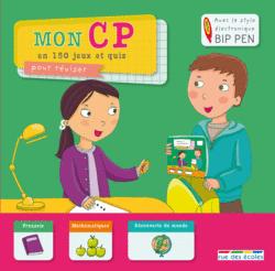 Mon CP en 150 jeux et quiz pour réviser - 9782820801685 - Éditions rue des écoles - couverture
