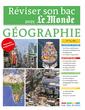 Réviser son bac avec Le Monde : Géographie Terminale, séries L, ES - 9782820803023 - rue des écoles - couverture