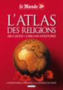 L'atlas des religions - 9782820803184 - Éditions rue des écoles - couverture