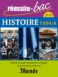 Réussite-bac 2015 - Histoire, Terminale séries ES et L et S - 9782820803214 - rue des écoles - couverture