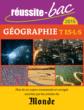 Réussite-bac 2015 - Géographie, Terminale séries ES, L et S - 9782820803221 - rue des écoles - couverture