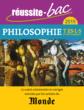 Réussite-bac 2015 - Philosophie, Terminale toutes séries - 9782820803238 - rue des écoles - couverture