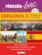 Réussite-bac 2015 - Espagnol LV1-LV2, Terminales - 9782820803313 - rue des écoles - couverture