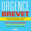 Urgence Brevet - 9782820803863 - rue des écoles - couverture