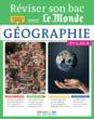 Réviser son bac avec Le Monde : Géographie Terminale, séries L, ES, S - 9782820803955 - rue des écoles - couverture