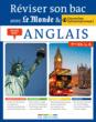 Réviser son bac avec Le Monde et Courrier international : Anglais Terminale, séries L, ES, S - 9782820804181 - rue des écoles - couverture