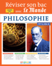 Réviser son bac avec Le Monde : Philosophie Terminale, séries L, ES, S - 9782820805089 - rue des écoles - couverture