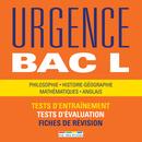 Urgence Bac L, édition 2016 - 9782820805331 - rue des écoles - couverture