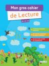 Mon gros cahier de lecture GS, CP, CE1 - 9782820805355 - Éditions rue des écoles - couverture