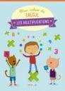 Mon cahier de calcul - Les multiplications - 9782820805829 - Éditions rue des écoles - couverture