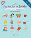 Mon premier précis de vocabulaire anglais, dès 5 ans - 9782820805843 - Éditions rue des écoles - couverture