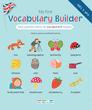 Mon premier précis de vocabulaire anglais, dès 5 ans - 9782820805843 - rue des écoles - couverture