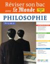 Réviser son bac avec Le Monde : Philosophie Terminale, séries L, ES, S - 9782820805973 - rue des écoles - couverture