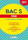 Bac S Poche - 2017 - 9782820806116 - rue des écoles - couverture