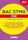 Bac STMG Poche - 2017 - 9782820806130 - rue des écoles - couverture