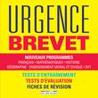Urgence Brevet, édition 2017 - 9782820806291 - rue des écoles - couverture