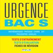 Urgence Bac S, édition 2017 - 9782820806338 - rue des écoles - couverture
