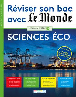 Réviser son bac avec Le Monde : SES, version augmentée - 9782820806420 - Éditions rue des écoles - couverture