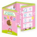 L'école en poche - Les lettres de l'alphabet - 9782820806536 - rue des écoles - couverture