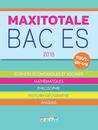 MaxiTotale 2018 - Bac ES - 9782820806895 - Éditions rue des écoles - couverture