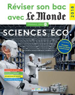 Réviser son bac avec Le Monde : SES, version augmentée - 9782820807359 - Éditions rue des écoles - couverture