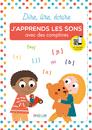 Dire, lire, écrire : J'apprends les sons avec des comptines - 9782820807526 - Éditions rue des écoles - couverture