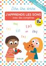 Dire, lire, écrire : J'apprends les sons avec des comptines - version gros caractères - 9782820807533 - Éditions rue des écoles - couverture