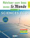 Réviser son bac avec Le Monde : SES - 9782820809018 - Éditions rue des écoles - couverture