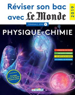Réviser son bac avec Le Monde : Physique-chimie TS - 9782820809049 - Éditions rue des écoles - couverture