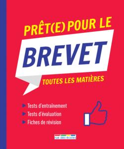 Prêt(e) pour le Brevet - 9782820809308 - Éditions rue des écoles - couverture