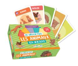 J'apprends les animaux en jouant - 7 ans et plus - 9782820809773 - Éditions rue des écoles - couverture