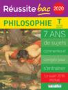 Réussite bac 2020 - Philosophie, Terminale toutes séries - 9782820809964 - Éditions rue des écoles - couverture