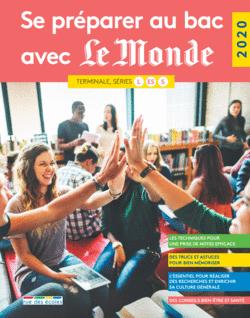 Se préparer au bac avec Le Monde - 2020 - 9782820810045 - Éditions rue des écoles - couverture