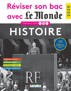 Réviser son bac avec Le Monde : Histoire - 9782820810298 - Éditions rue des écoles - couverture