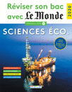 Réviser son bac avec Le Monde : SES - 9782820810311 - Éditions rue des écoles - couverture
