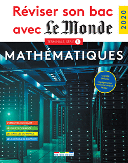Réviser son bac avec Le Monde : Mathématiques TS - 9782820810335 - Éditions rue des écoles - couverture