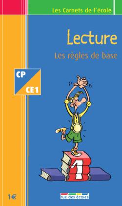 Les Carnets de l'école Calcul CP-CE1 : les règles de base - 9782844312426 - Éditions rue des écoles - couverture