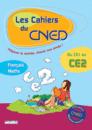 Les Cahiers du CNED Du CE1 au CE2 - 9782844316011 - Éditions rue des écoles - couverture