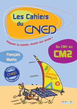 Les Cahiers du CNED Du CM1 au CM2 - 9782844316035 - rue des écoles - couverture