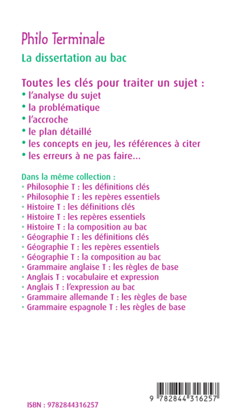 technique philosophie dissertation Ctv essay experts dissertation philosophique technique custom en 3 parties méthodologie de la dissertation en philosophie – docs.