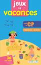 Jeux de vacances Français-maths vers le CP - 9782844316899 - rue des écoles - couverture