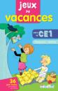 Jeux de vacances Français-maths vers le CE1 - 9782844316905 - rue des écoles - couverture