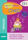 Les petits Cahiers du CNED CE1 Français - 9782844317032 - rue des écoles - couverture